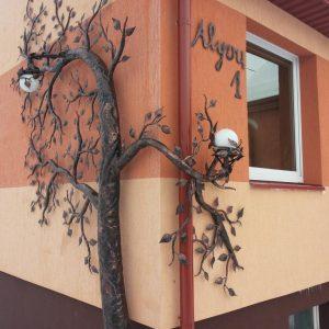 Šviestuvas medis