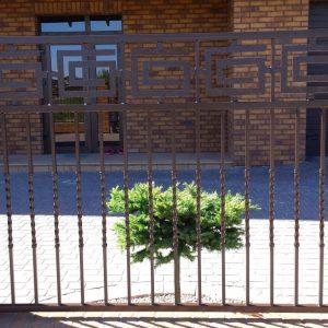 Kaltinė tvora